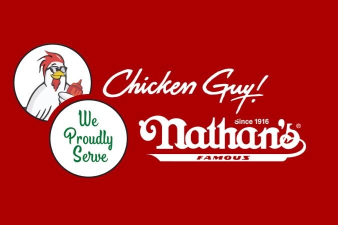Nathan's / Chicken Guy