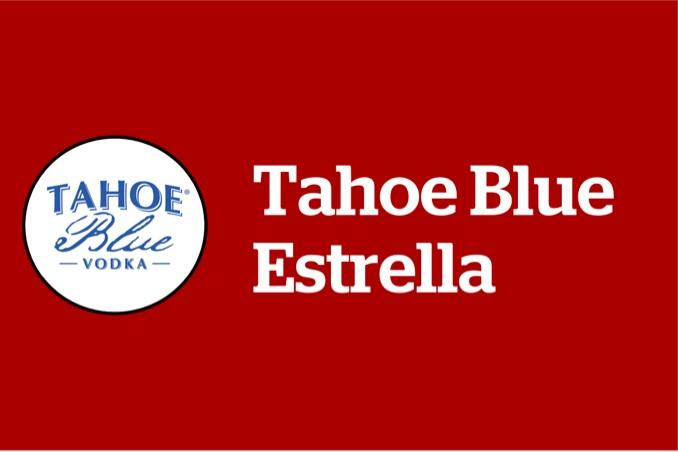 Tahoe Blue Estrella
