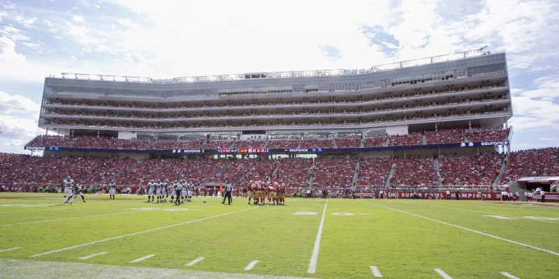 Levi's Stadium Field View