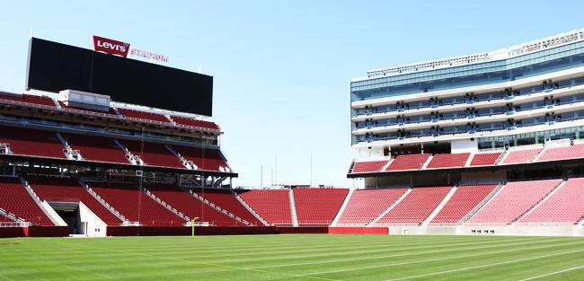 Levi's Stadium Seats 2