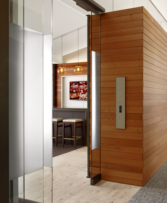 Suite Entry