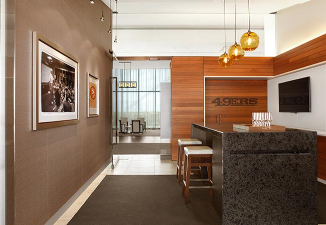 49ers Premium Suite Experience