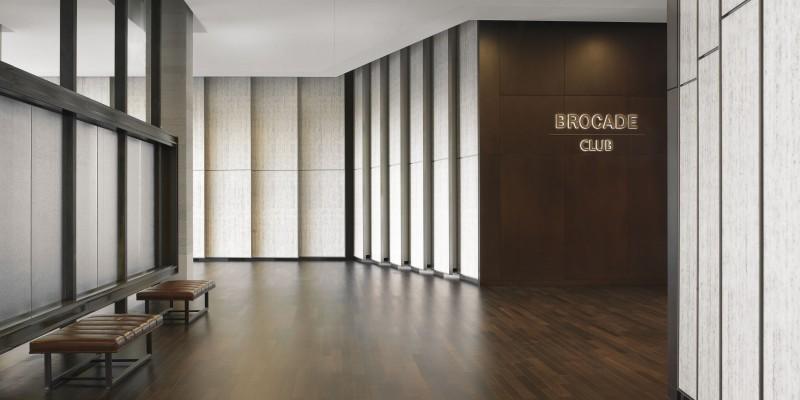 Brocade Club Entry