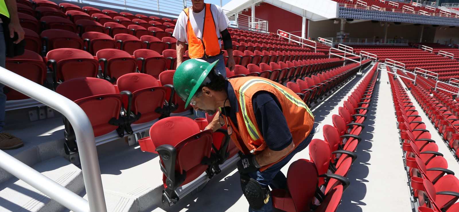 15 facts about seats at san francisco 49ers levi s stadium