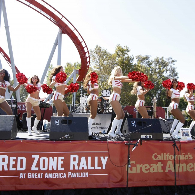 Red Zone Rally 4