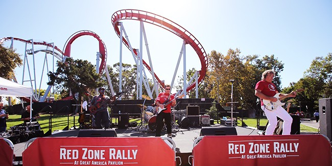 Red Zone Rally 7