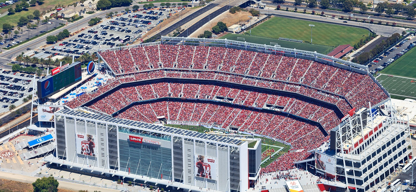 san francisco football stadium
