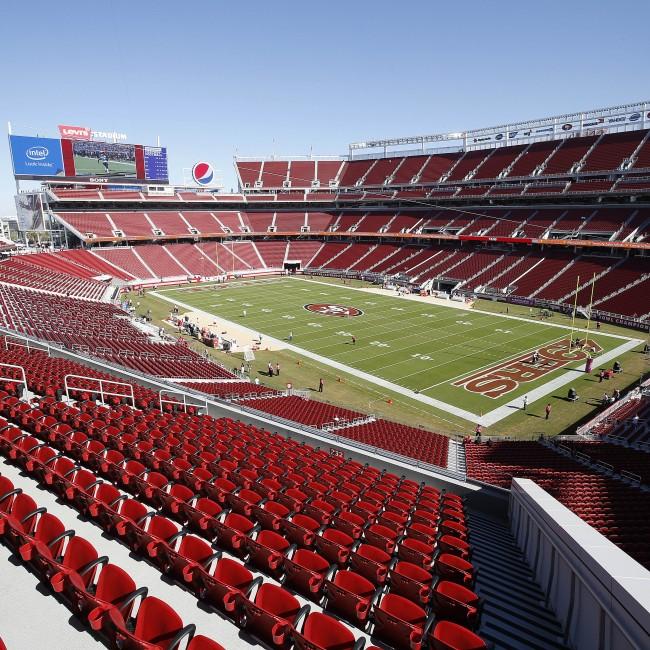 Levi's Stadium General View