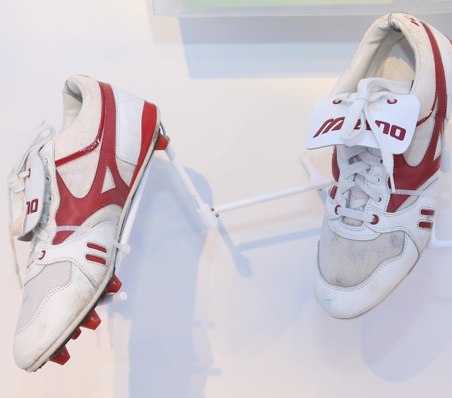 Joe Montana Super Bowl XXIII Shoes