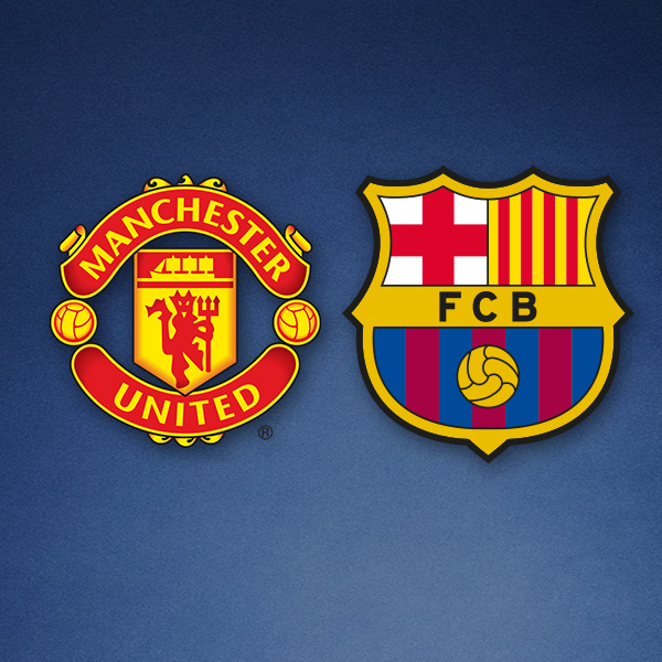 Liverpool Barcelona V S Man Unt Real Madrid: Manchester United F.C. To Face FC Barcelona At Levi's® Stadium