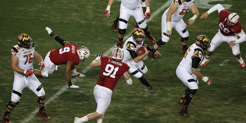 Stanford vs. Maryland