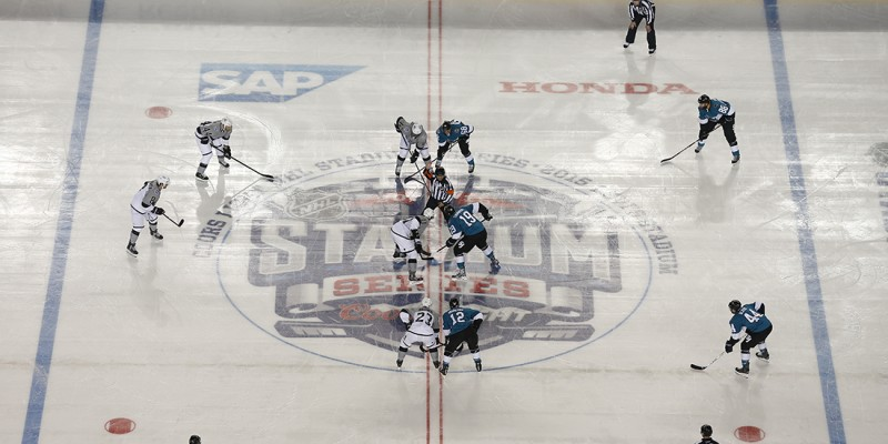 San Jose Sharks vs Los Angeles Kings