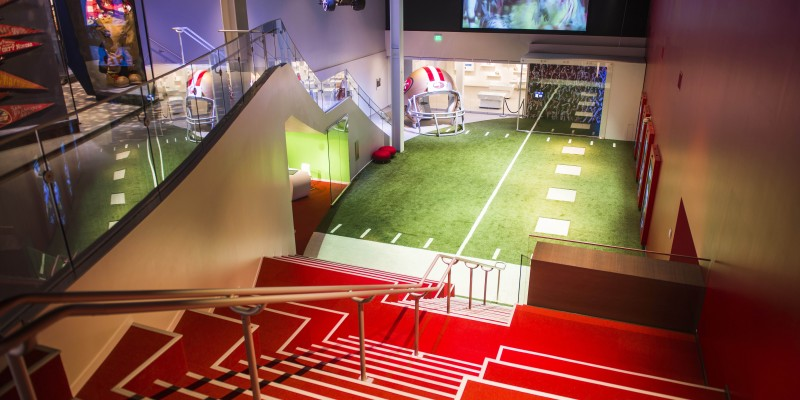 49ers Museum presented by Sony 7