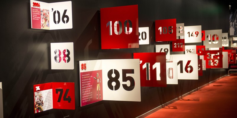 49ers Museum presented by Sony 6