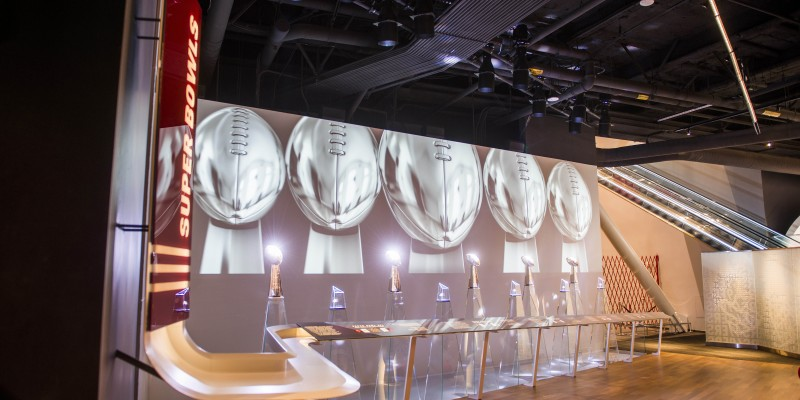 49ers Museum presented by Sony 2