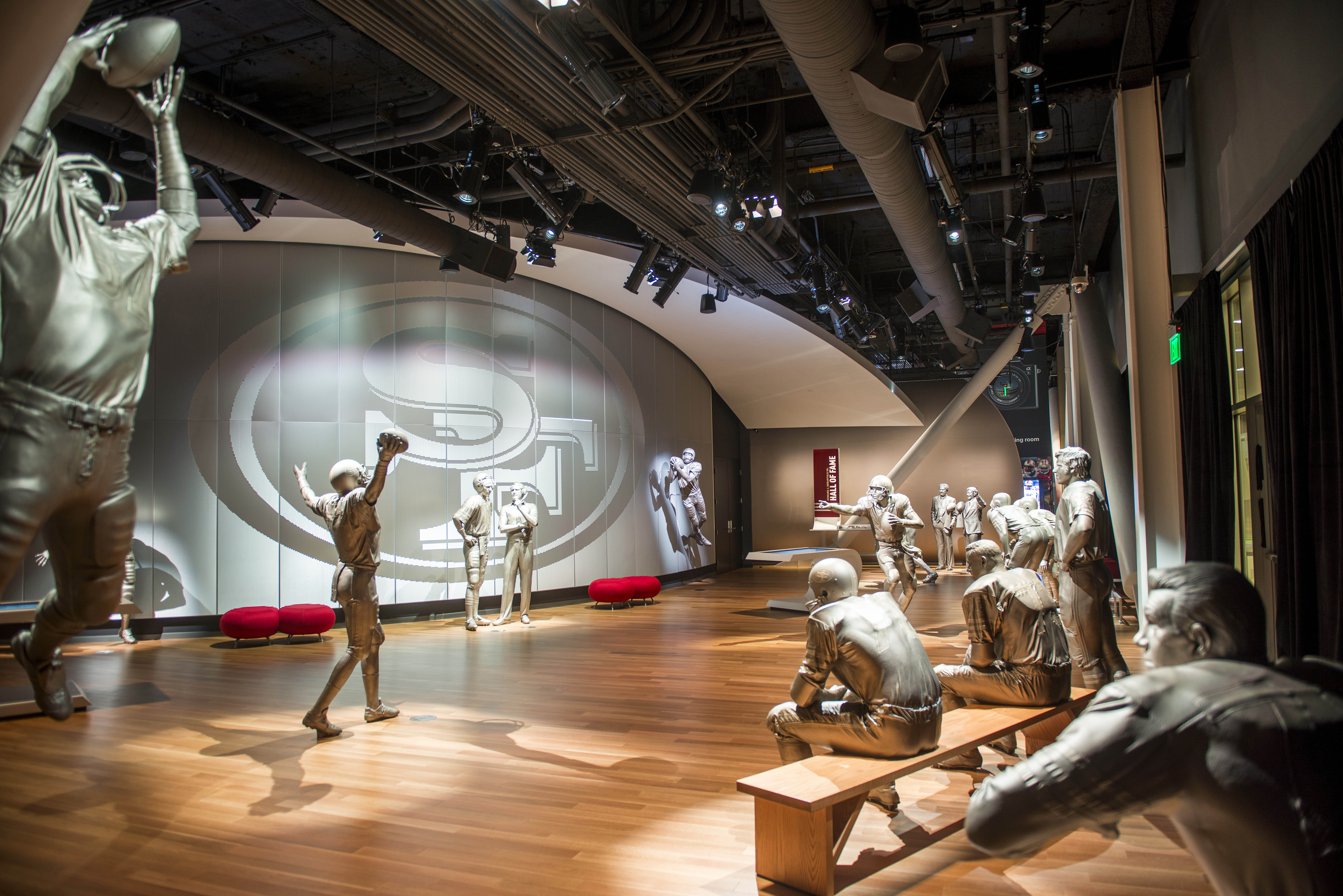 new york artists create magical hall of fame statues