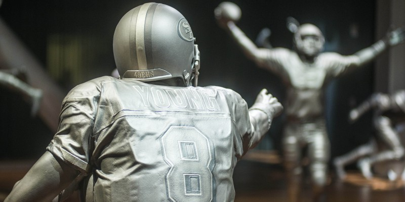 49ers Museum presented by Sony 5