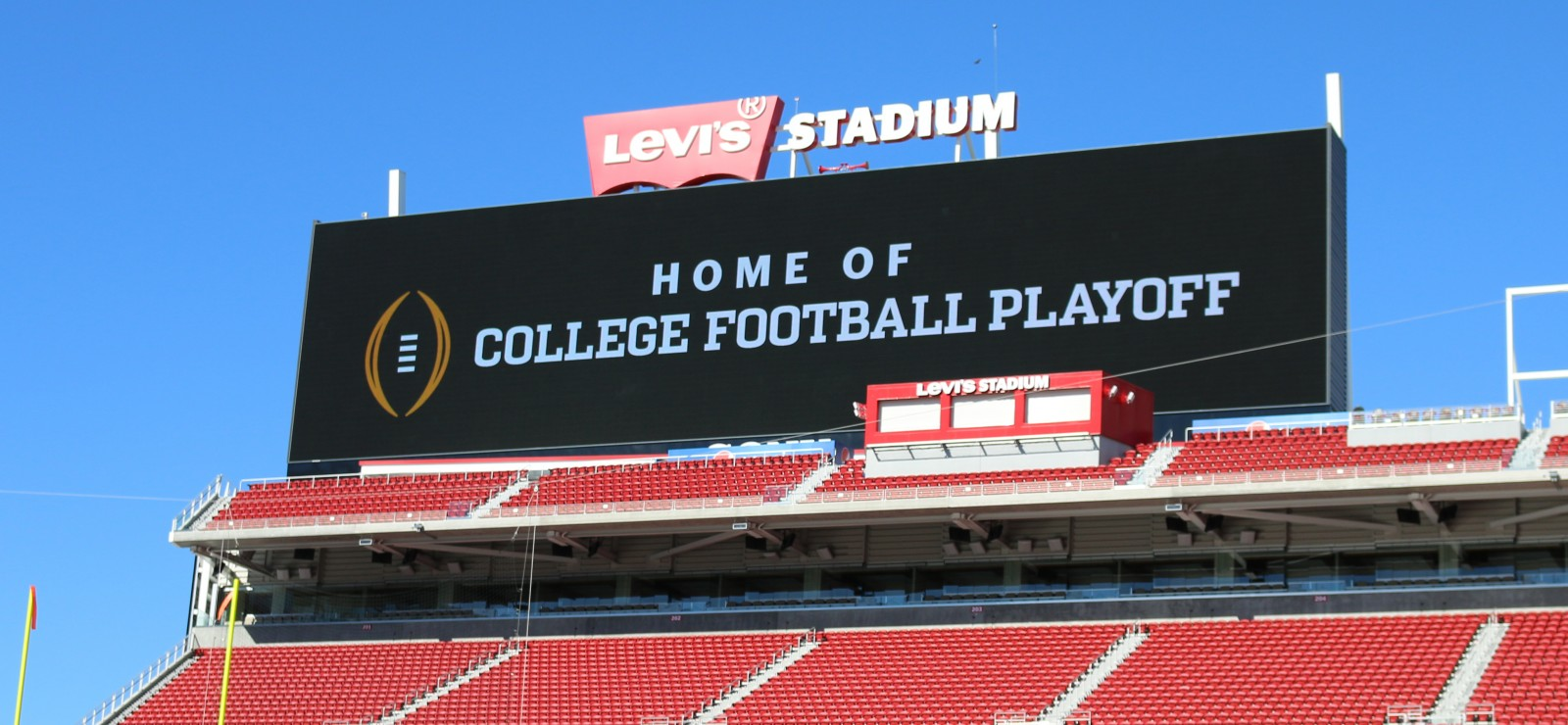 Levi's Stadium Named 2019 NATIONAL CHAMPIONSHIP GAME SITE ...