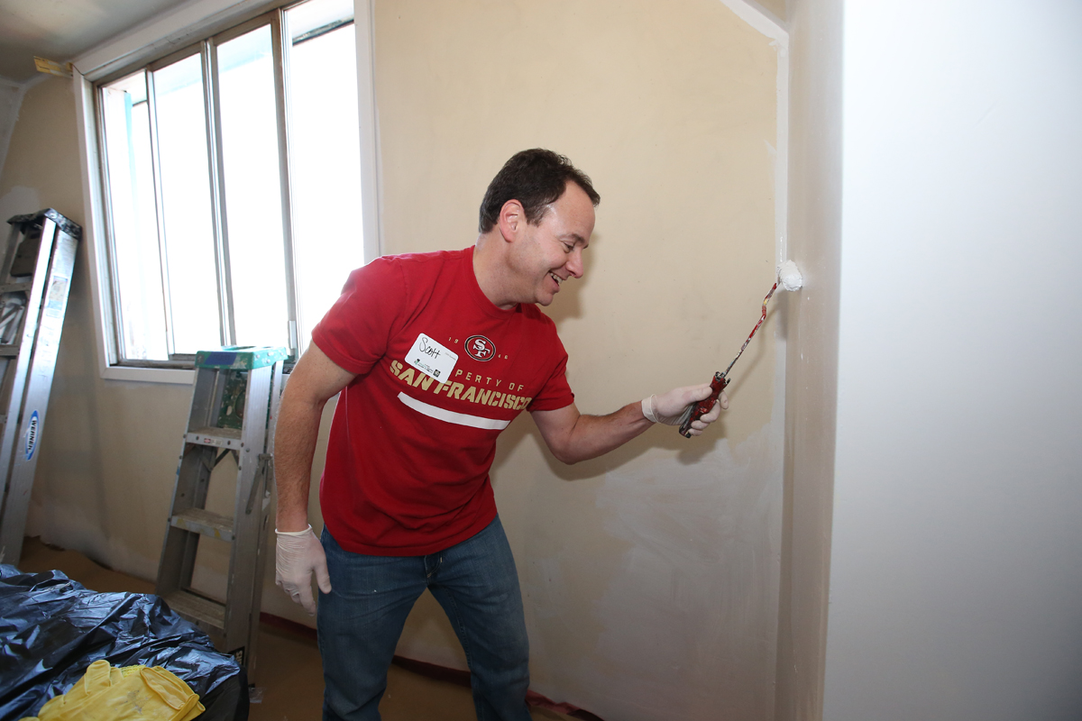 "21st Annual Rebuilding Together ""Kickoff To Rebuild"""