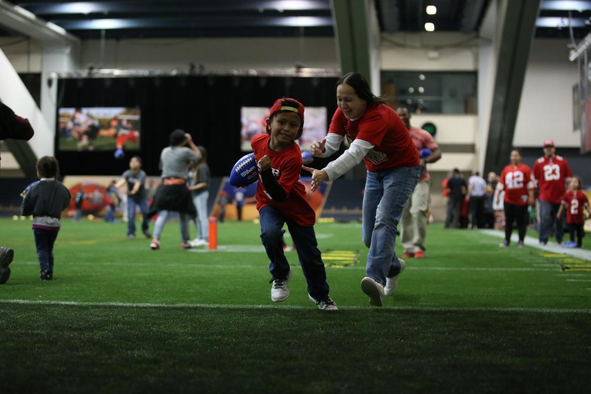 NFL Family Football Clinic