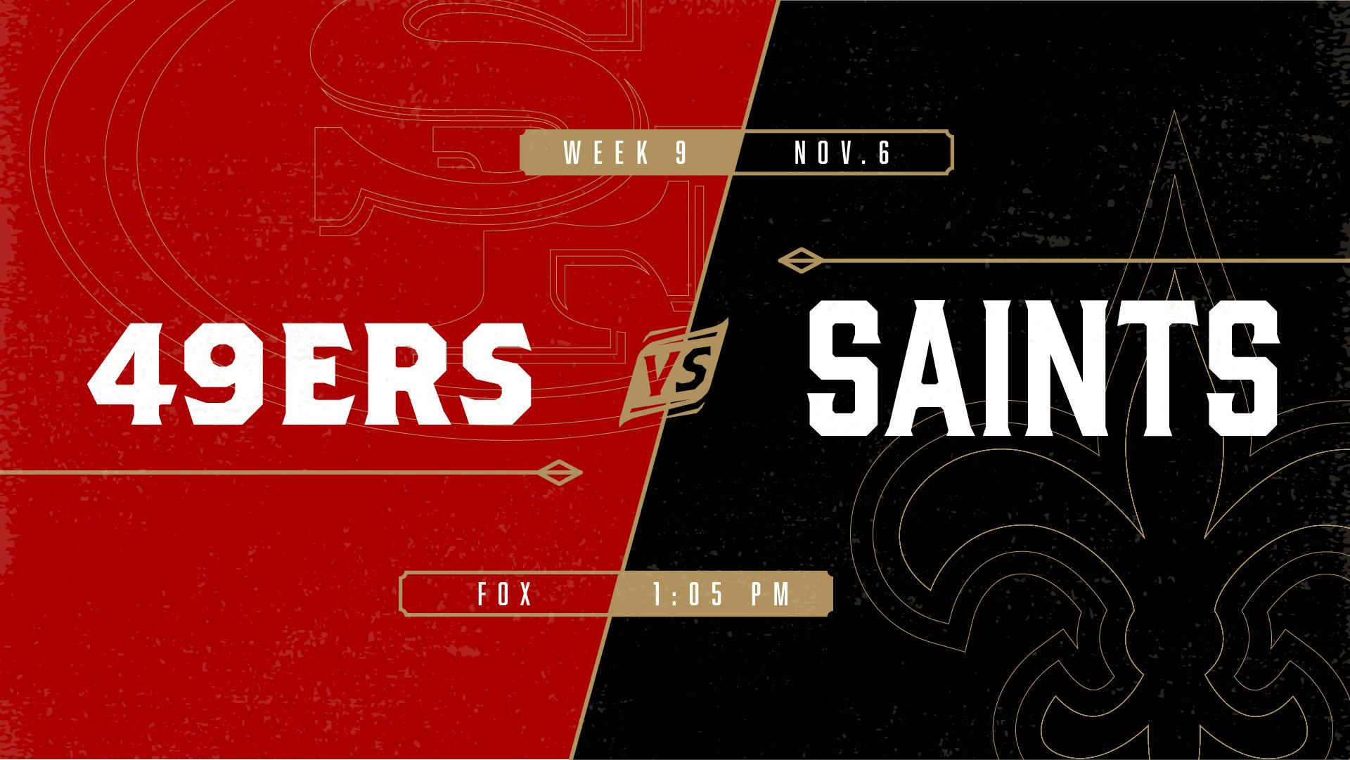 49ers Vs Saints Levi S 174 Stadium