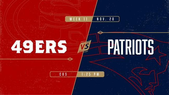 49ers vs patriots levi s stadium