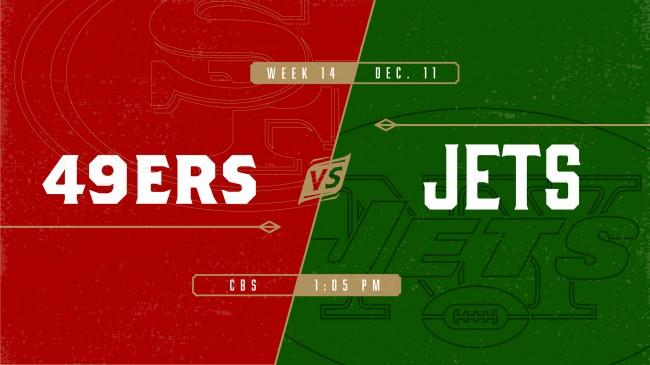 49ers vs. Jets
