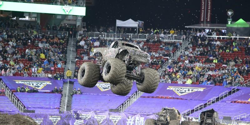 Supercross and Monster Jam
