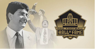 Eddie D - Pro Football Hall of Fame