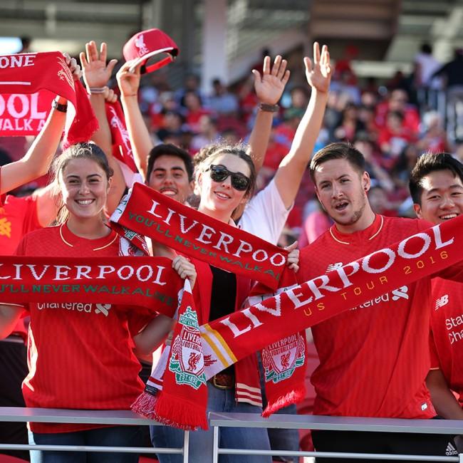 2016 International Champions Cup: Liverpool vs. AC Milan
