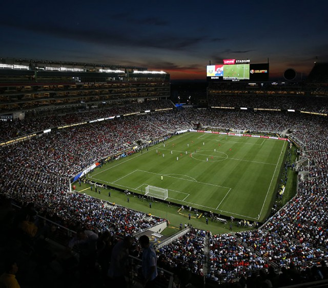 Levi's® Stadium Selected to Host Knockout Round of CONCACAF Gold Cup 2017 in July