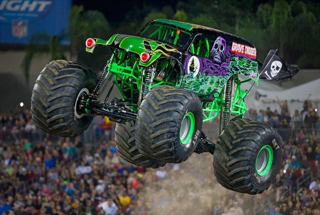 2018 monster jam levi s stadium