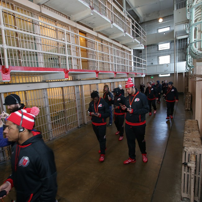 Photos: #19 Utah and Indiana Tour Alcatraz 18