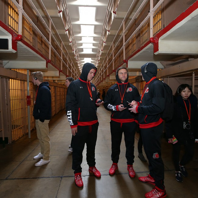 Photos: #19 Utah and Indiana Tour Alcatraz 24