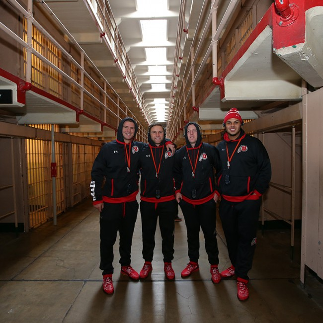 Photos: #19 Utah and Indiana Tour Alcatraz 25