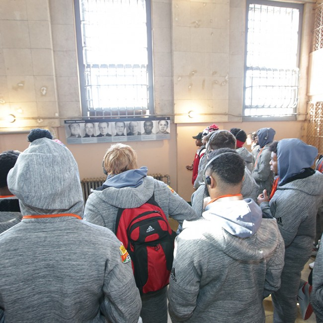 Photos: #19 Utah and Indiana Tour Alcatraz 32