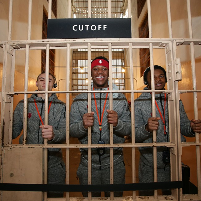 Photos: #19 Utah and Indiana Tour Alcatraz 37
