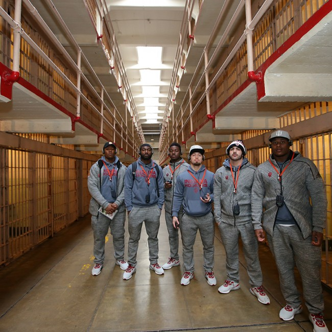 Photos: #19 Utah and Indiana Tour Alcatraz 39