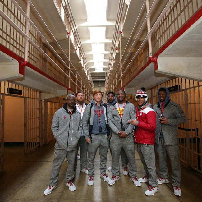 Photos: #19 Utah and Indiana Tour Alcatraz 40