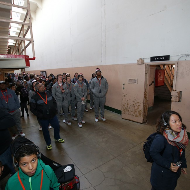 Photos: #19 Utah and Indiana Tour Alcatraz 42