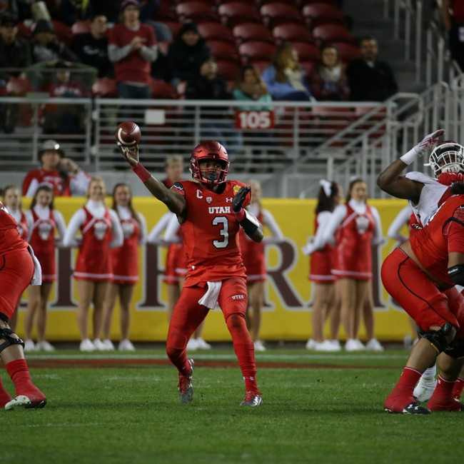 Foster Farms Bowl #19 Utah vs. Indiana 37