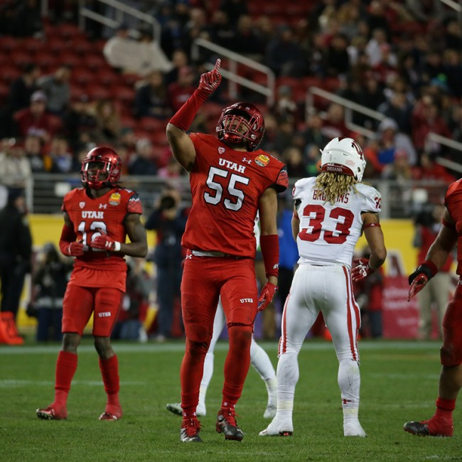 Foster Farms Bowl #19 Utah vs. Indiana 44