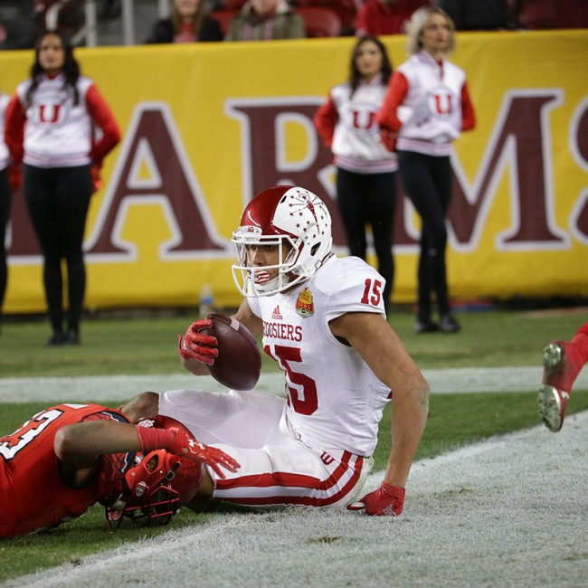 Foster Farms Bowl #19 Utah vs. Indiana 46
