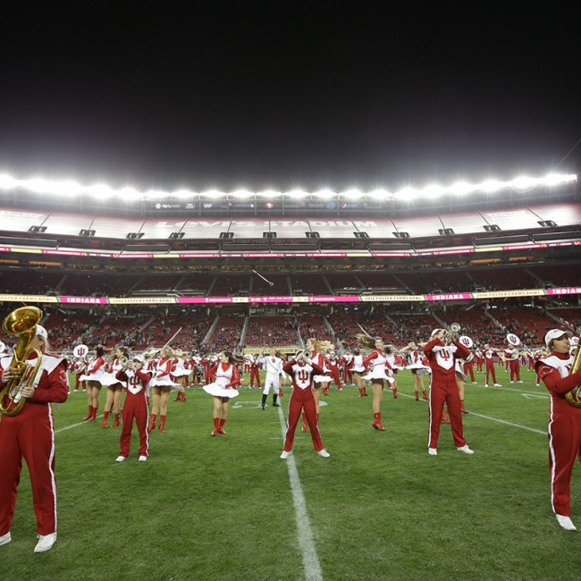 Foster Farms Bowl #19 Utah vs. Indiana 51