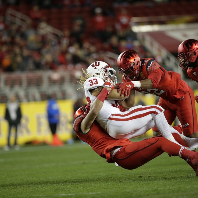 Foster Farms Bowl #19 Utah vs. Indiana 11