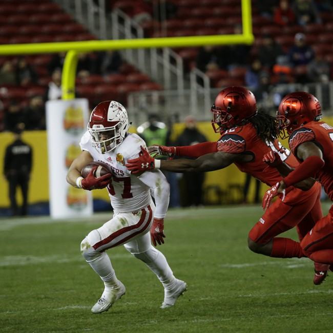 Foster Farms Bowl #19 Utah vs. Indiana 13