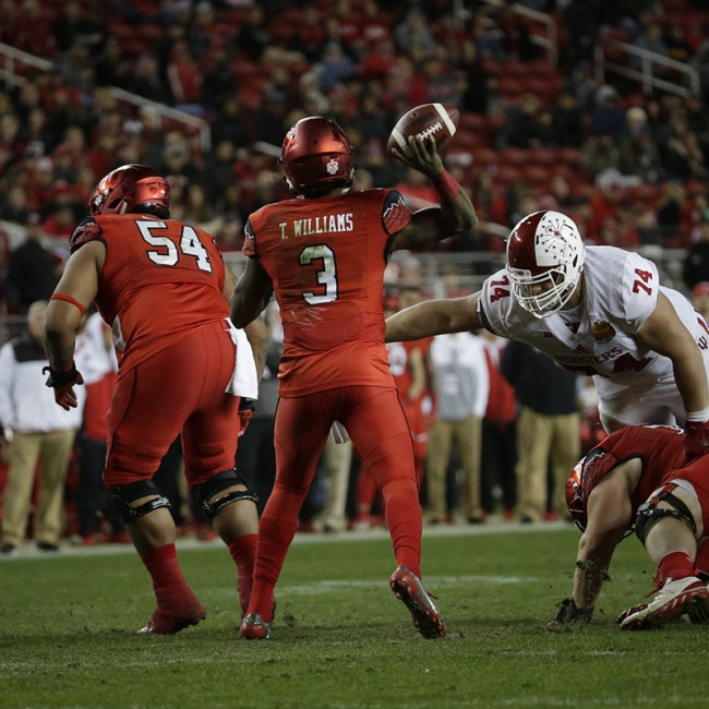 Foster Farms Bowl #19 Utah vs. Indiana 17