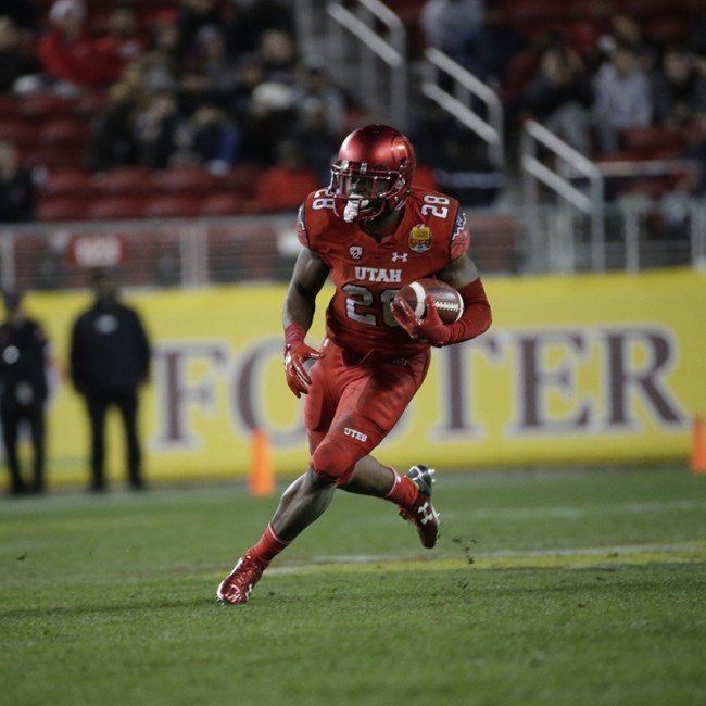 Foster Farms Bowl #19 Utah vs. Indiana 57