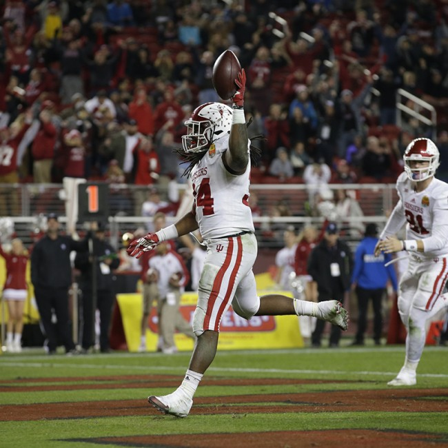 Foster Farms Bowl #19 Utah vs. Indiana 56