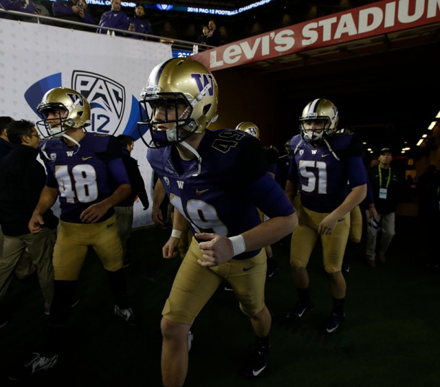 Pac-12 Championship Washington vs. Colorado 5